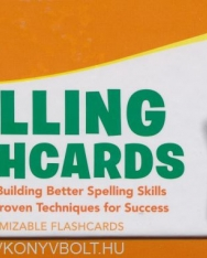 2nd Grade Spelling Flashcards: 240 Flascards for Building Better Spelling Skills Based on Sylvan's Proven Techniques for Success