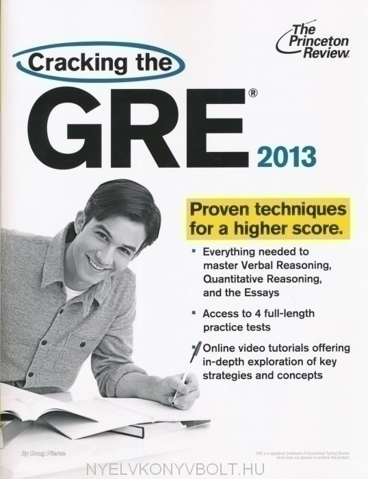 Cracking the GRE 2013 - The Princeton Review