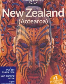 Lonely Planet - New Zealand Travel Guide (19th Edition)