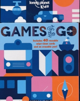 Games on the Go (Lonely Planet Kids)