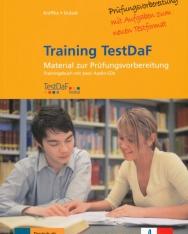 Training TestDaF Trainingsbuch mit 2 Audio CDs
