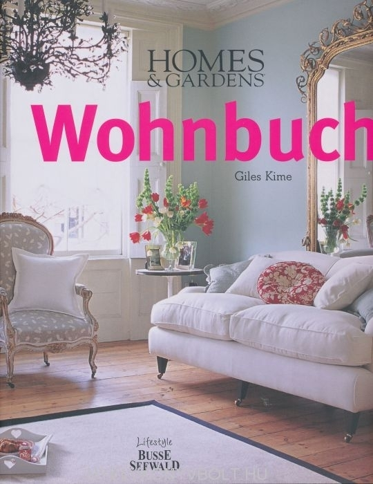 Homes & Gardens Wohnbuch
