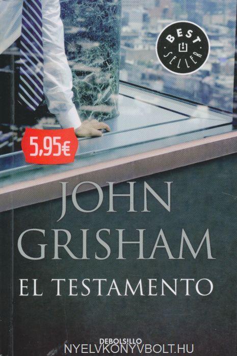 John Grisham: El Testamento