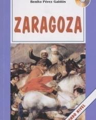 Zaragoza con Audio CD - La Spiga Lecturas Simplificadas (A1-A2)