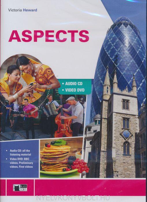 Aspects Class Audio CD & DVD-Video
