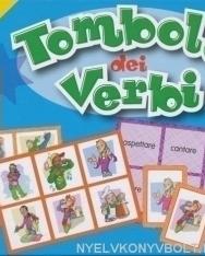 Tombola Dei Verbi - L'italiano giocando (Társasjáték)
