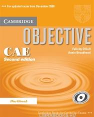 Objective CAE Workbook 2nd Edition