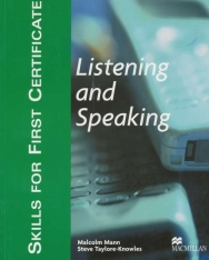 Skills for First Certificate Listening and Speaking Student's Book