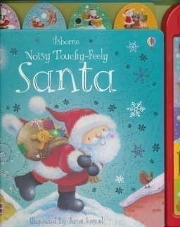Noisy Touchy-Feely Santa