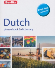 Berlitz Dutch Phrase Book & Dictionary - Free App included