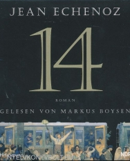 Jean Echenoz: 14: Roman: 2 CDs