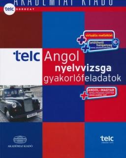 TELC Angol nyelvvizsga gyakorlófeladatok - alap- és középfok (B1-B2) virtuális melléklettel és letölthető hanganyaggal