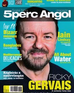 5 Perc Angol Magazin 2020 Június