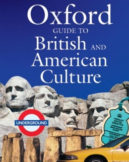 Oxford Guide to British and American Culture Paperback Second Edition