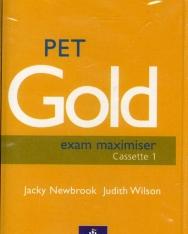 PET Gold Exam Maximiser Cassette