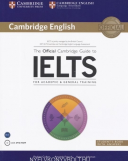 The Official Cambridge Guide to Ielts for Academic & General Training Student's Book with DVD-ROM & Answer