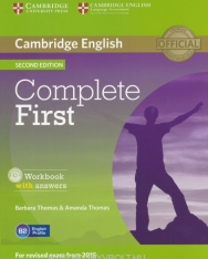 Complete First  Workook with Answers & Audio CD