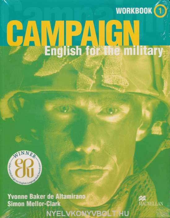 Campaign - English for the Military 1 Workbook with Audio CD
