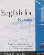 English for Nursing 1 Audio CD