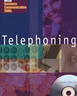 Delta Business Communication Skills - Telephoning - Includes Audio CD