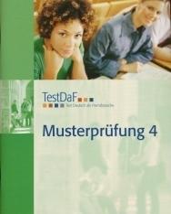 TestDaf Musterprüfung 4 mit CD