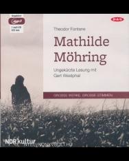 Theodor Fontane: Mathilde Möhring: Ungekürzte Lesung mit Gert Westphal Audio CD