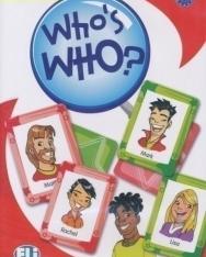 Who's Who? CD-ROM - ELT Digital Games