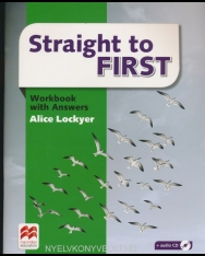 Straight to First Workbook Pack with Answer + Audio CD