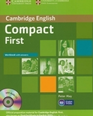 Cambridge English Compact First Workbook with Answer & Audio CD