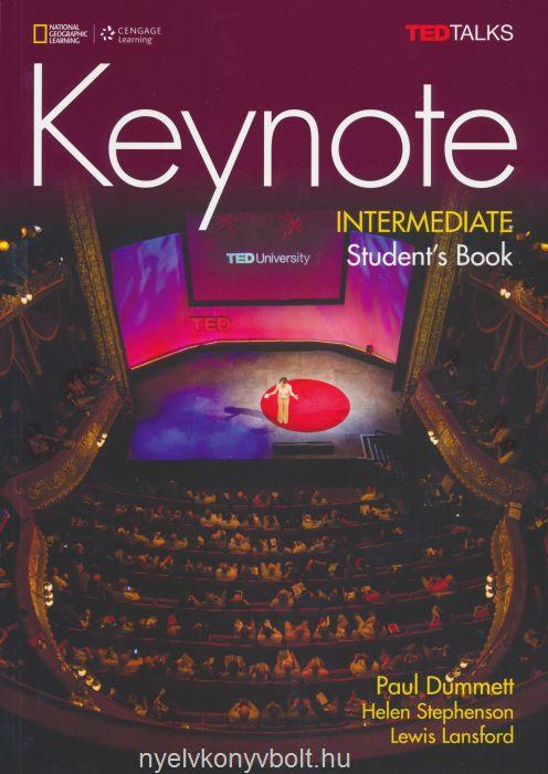 Keynote Intermediate Student's Book with DVD-Rom