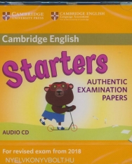 Cambridge English Starters 2 Audio CD for Revised Exam from 2018