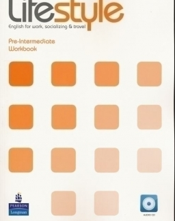 Lifestyle Pre-Intermediate Workbook with CD