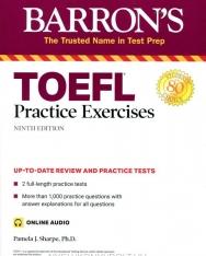Barron's TOEFL Practice Exercises (Barron's Test Prep)