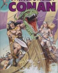 Savage Sword of Conan Volume 10