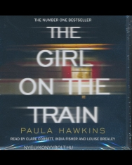 Paula Hawkins: The Girl on the Train - Audio Book (9 CDs)