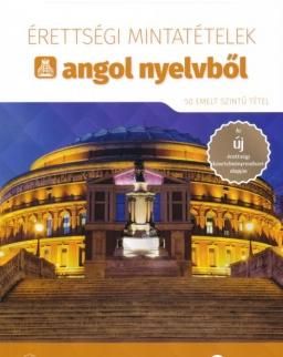 Érettségi Mintatételek Angol Nyelvből - 50 Emelt Szintű Tétel + CD Mp3