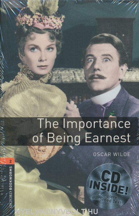 oscar wildes the importance of being The importance of being earnest, a trivial comedy for serious people is a play by oscar wilde first performed on 14 february 1895 at the st james's theatre in london, it is a farcical comedy in which the protagonists maintain fictitious personæ to escape burdensome social obligations.