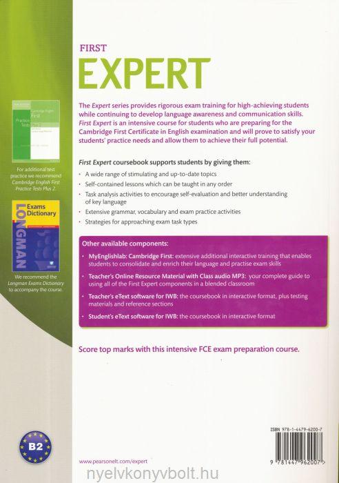 first expert coursebook 2015 pdf