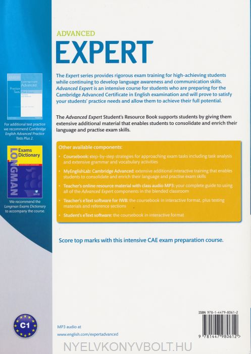 Practice Tests Plus Cae New Edition Students Book With Key