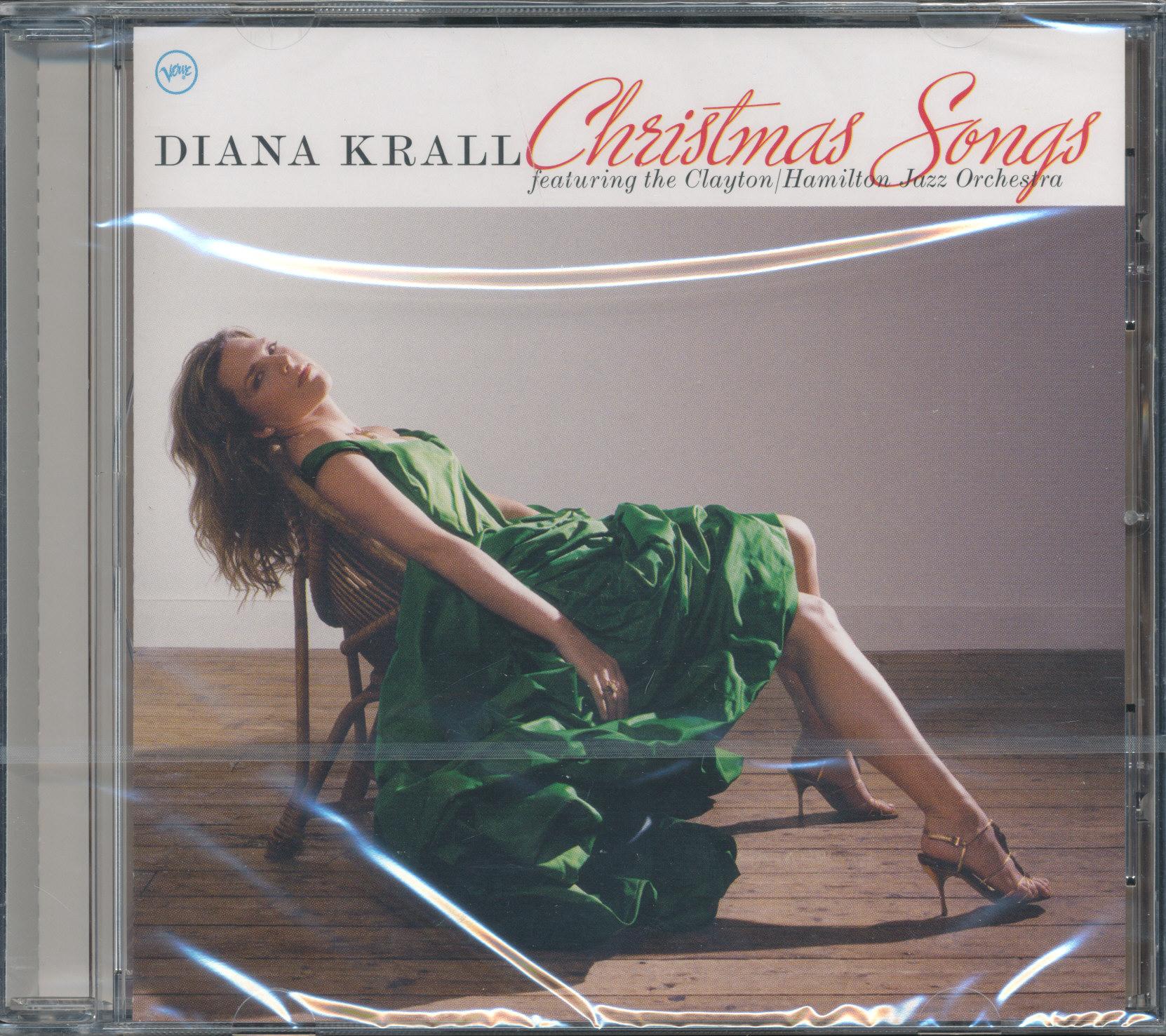 diana krall christmas songs - Diana Krall Christmas Songs