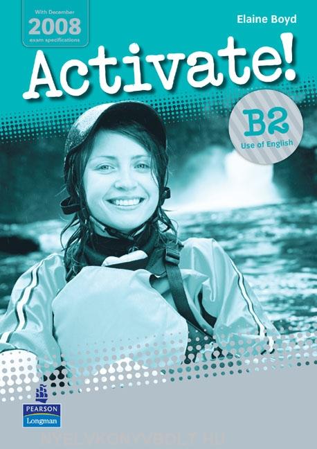 Activate b2 use of english book gyerekknyv forgalmazs b2 use of english book fandeluxe Choice Image