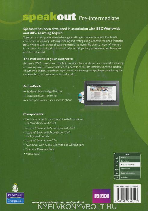 speakout intermediate flexi course book 2 pdf