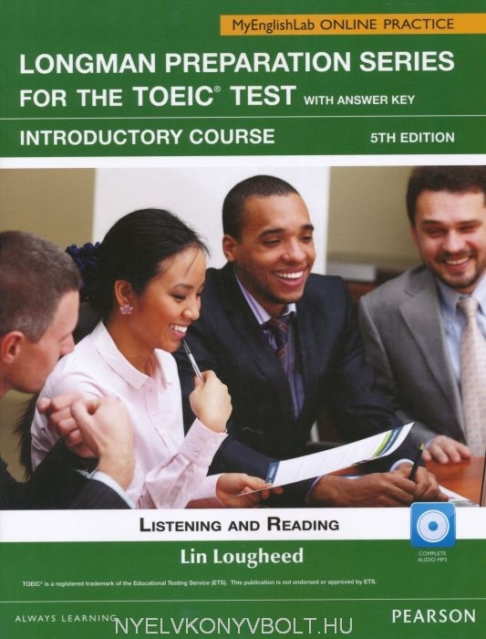Longman Preparation Series for the TOEIC Test, Sixth Edition