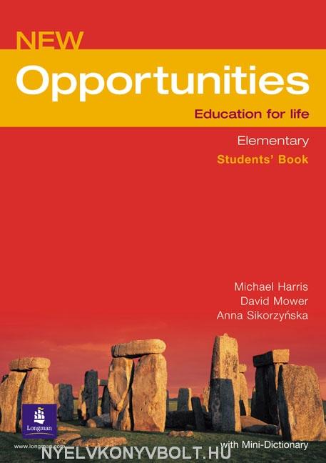 New гдз по учебнику elementary opportunities английскому по