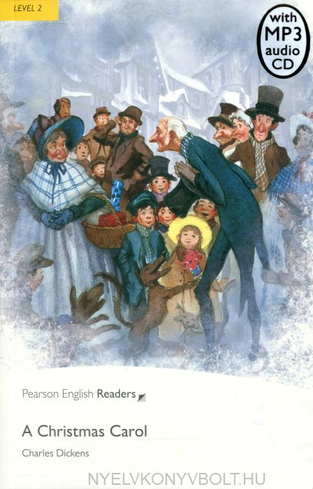 A Christmas Carol with MP3 Audio CD - Penguin readers level 2 ...