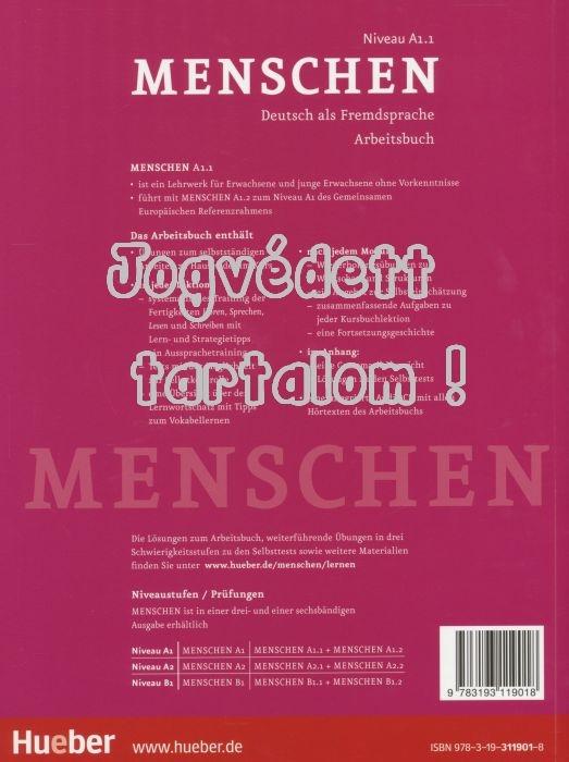 Решебник menschen a1.1