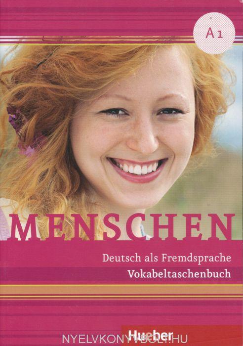 menschen a1 deutsch als fremdsprache vokabeltaschenbuch nyelvk nyv forgalmaz s. Black Bedroom Furniture Sets. Home Design Ideas