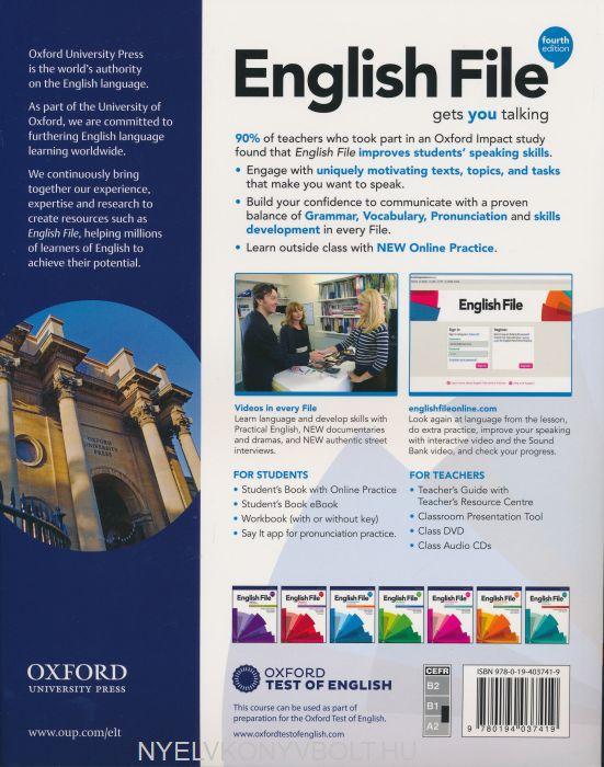 new english file pre-intermediate students book key