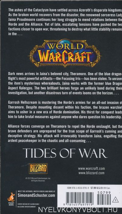 world of warcraft jaina proudmoore tides of war pdf