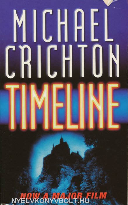 michael crichton timeline Timeline [michael crichton] on amazoncom free shipping on qualifying offers michael crichton's new novel opens on the threshold of the twenty-first century it is a world of exploding.